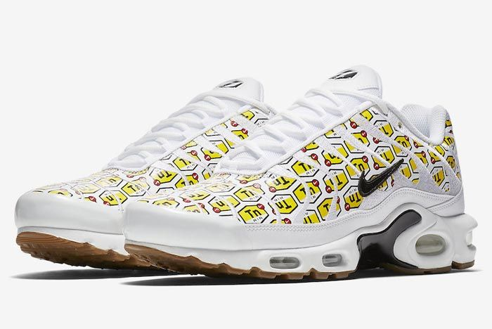 Nike Air Max Plus Tn Logos 1