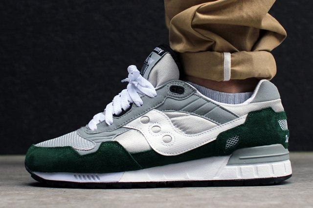 Saucony Shadow 5000 Pack Green Grey