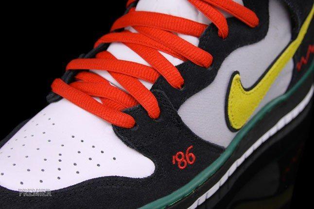 Nike Dunk High Mcrad Close Up 1