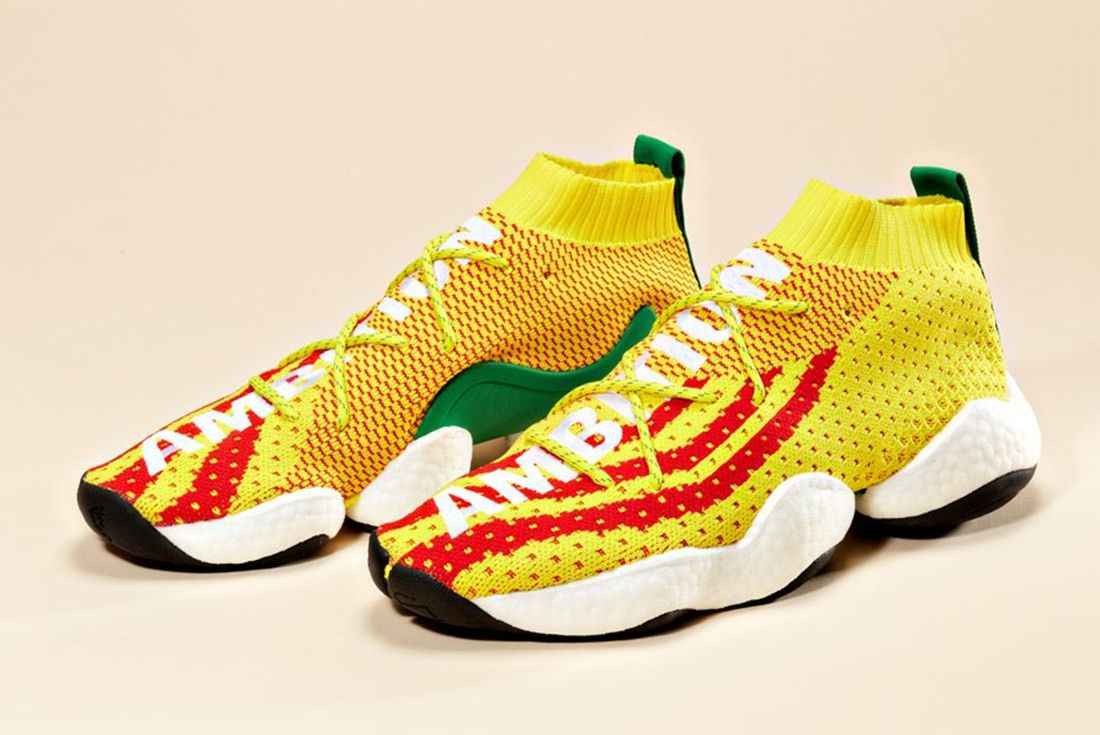 Adidas Pharrell Williams Boost You Wear Ambition 1