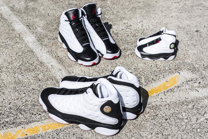 Jordan Brand Air Jordan 13 He Got Game