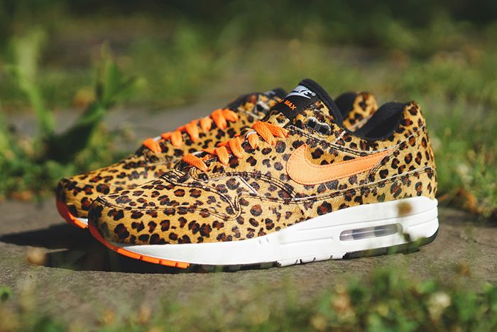 Nike Atmos Air Max 1 Leopard Left