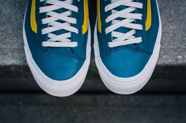 Vans Vault Og Style 36 Lx Moroccan Blue 1