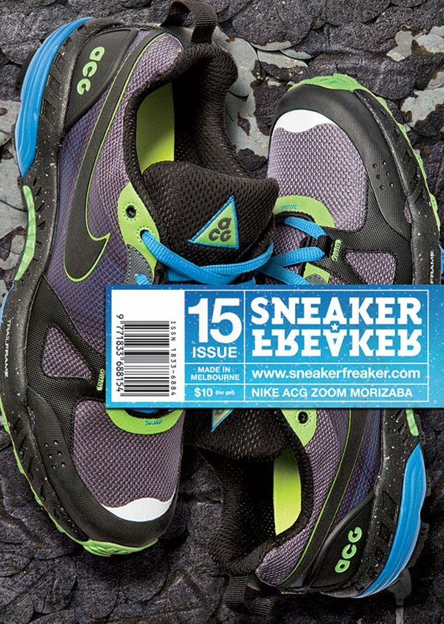 Sneaker Freaker Issue 15 Sneak Peek 1