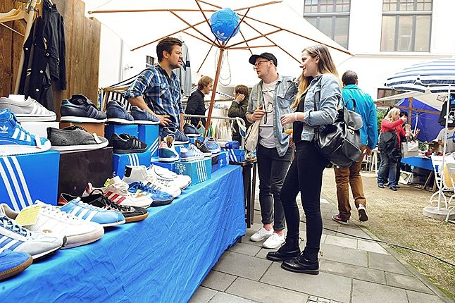 Adidas Originals Berlin Flea Market 3 1