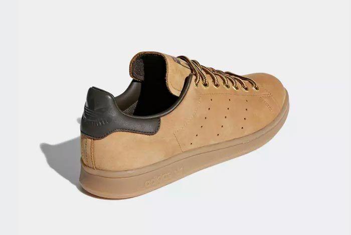 Adidas Stan Smith Wp Wheat 4