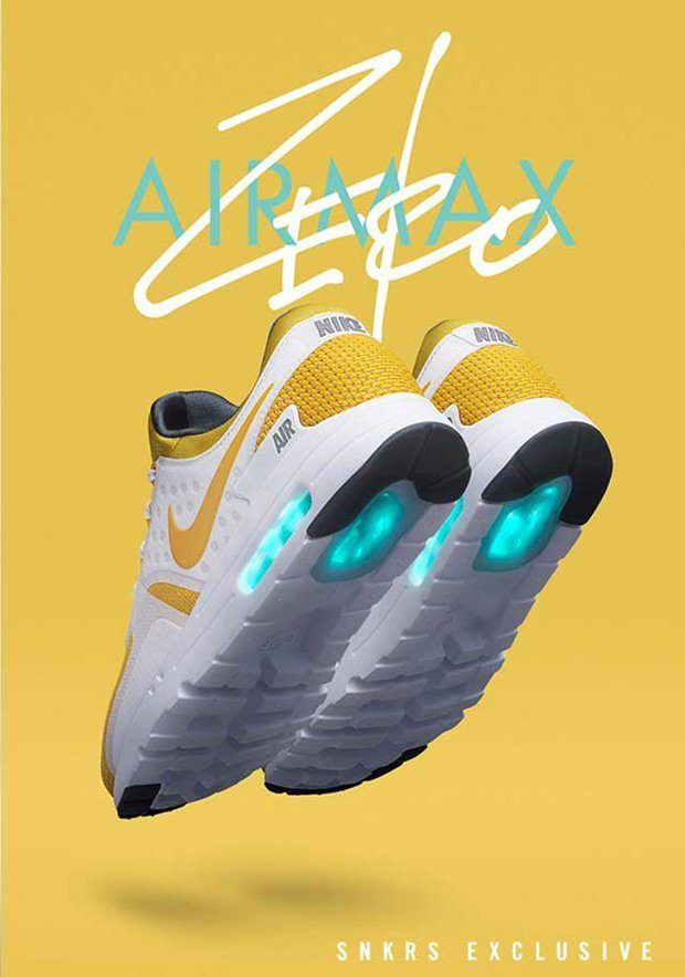 Nike Air Max Zero Yellow Release 1