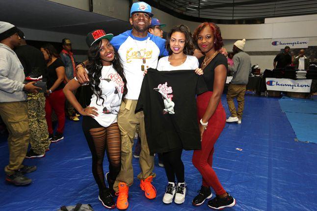 Sneaker Con Atlanta 2013 People 1