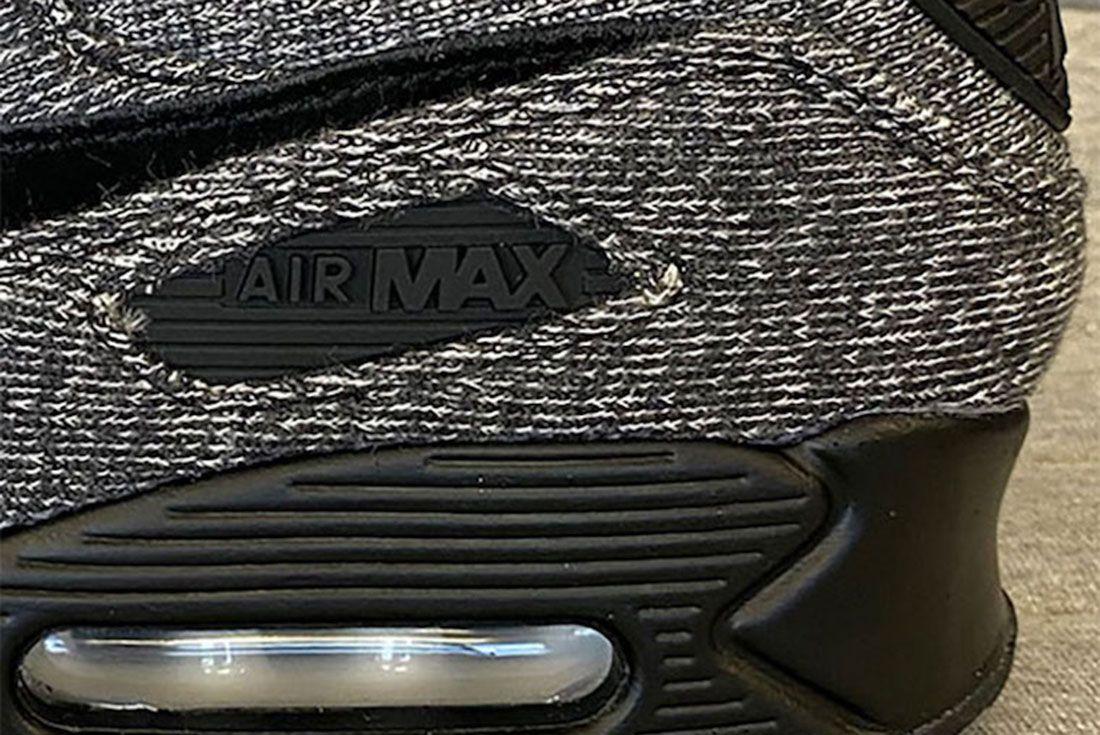 Loopwheeler Nike Air Max 90 Release Date 1Leaked Shot