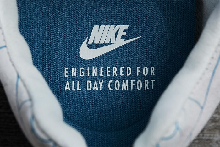 Nike Mayfly Premium Summit White Smokey Blue 2