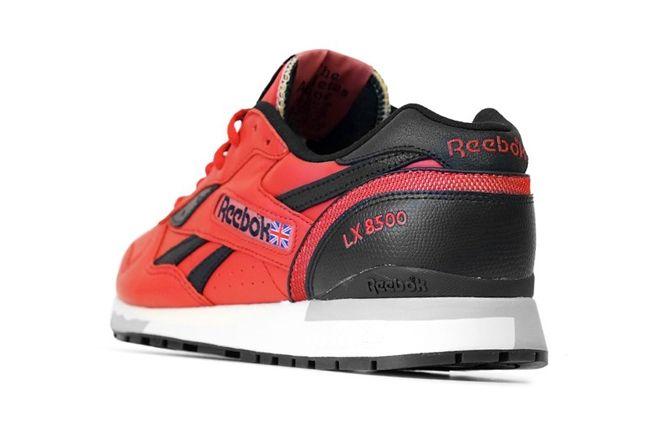 Reebok Lx 8500 Red Paperwhite 2