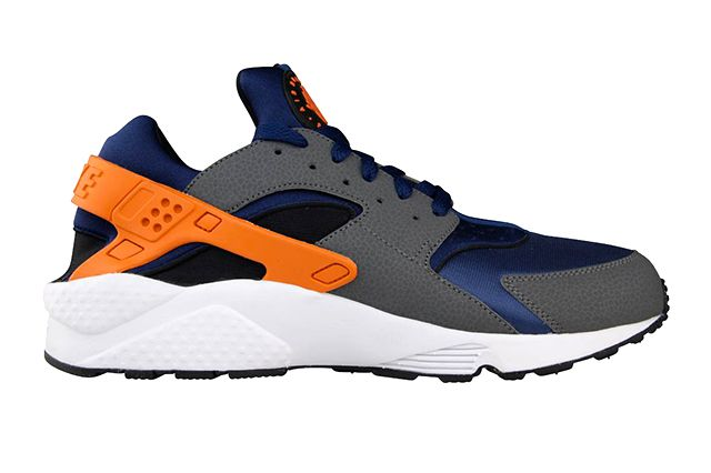 Nike Air Huarache Brave Blue Urban Orange 1