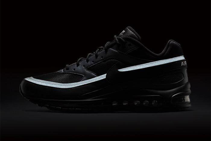 Nike Air Max 97 Bw Black Metallic Hematite Ao2406 001 2