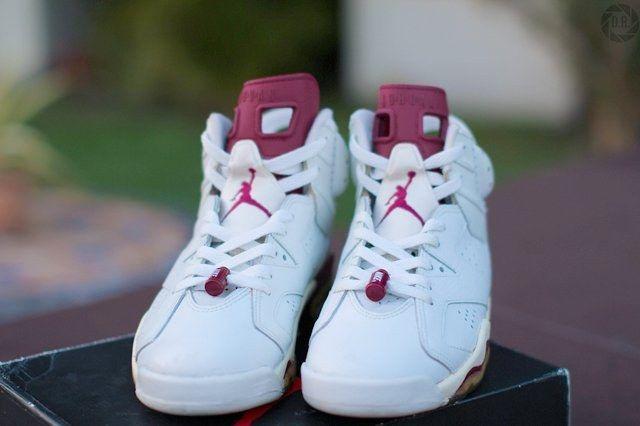 Og Air Jordan 6 Swapped Soles 13