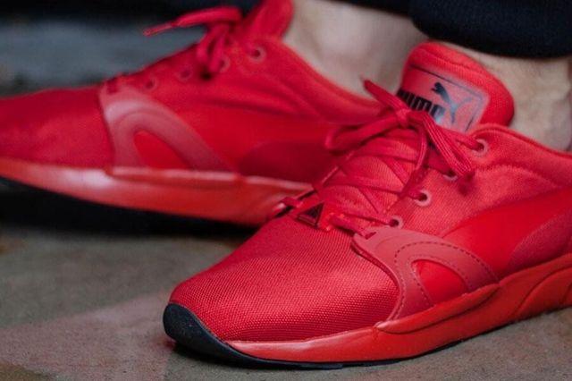 Puma Xts Red 2