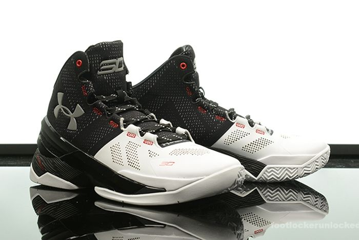 Under Armour Curry 2 Suit And Tie