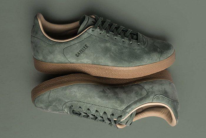 Adidas Gazelle Decon Trace Green 2