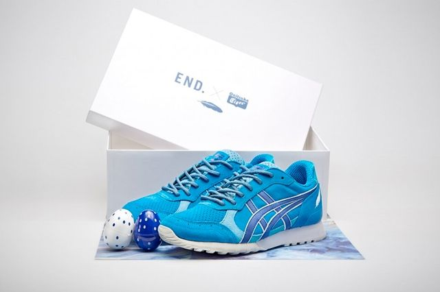 End Onitsuka Tiger Colorado 85 Blue Bird 6