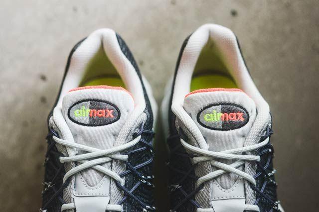 Nike Air Max 95 Ultra Jcrd Nslvrbcrimsonvolt2