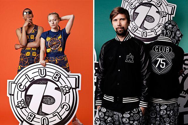 Club 75 X Adidas Originals Capsule Collection 7