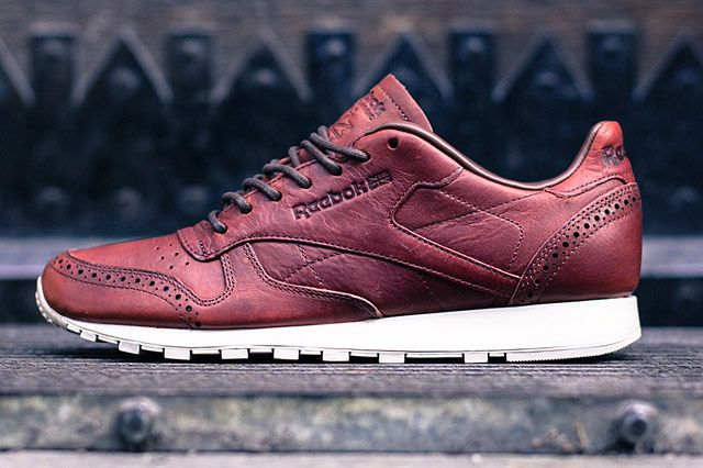 Charles F Stead X Reebok Classic Lux Sideview3