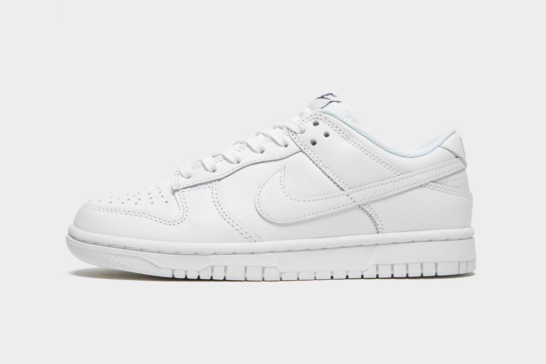 Nike Dunk Low 'Triple White'