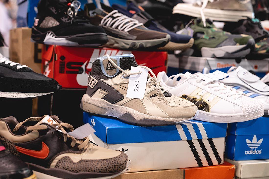 Sneakerness Paris Acg