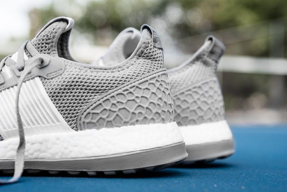 Adidas Pure Boost Zg Grey 5