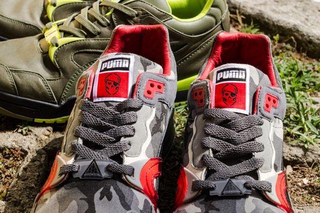 Homegtown Puma Trinomic Xt2 Plus Urban Guerila Pack 5