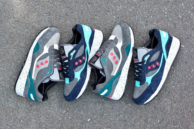 Offspring X Saucony Shadow 6000 Running Since 96 Pack