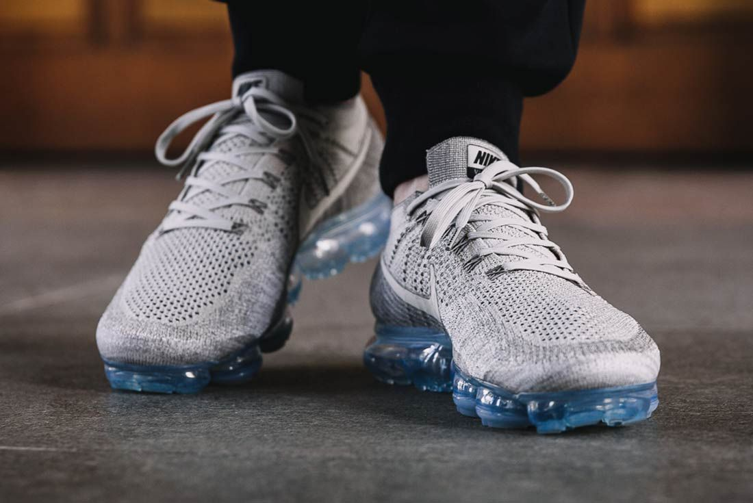 Nike Air Vapormax Pale Grey 2
