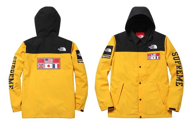 Supreme The North Face 2014 Spring Summer Collection 4