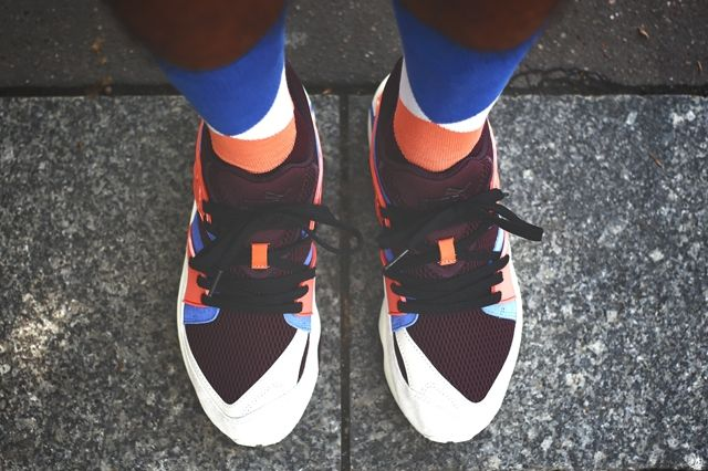 Sneakerness Paris Puma Blaze Of Glory On Feet 3