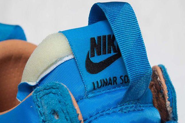 Nike Lunar Solstice Mid Sp White Label Pack Tongue Detail 1