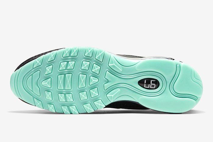 Nike Air Max 97 Green Glow 921826 017 Release Date 6 Sole