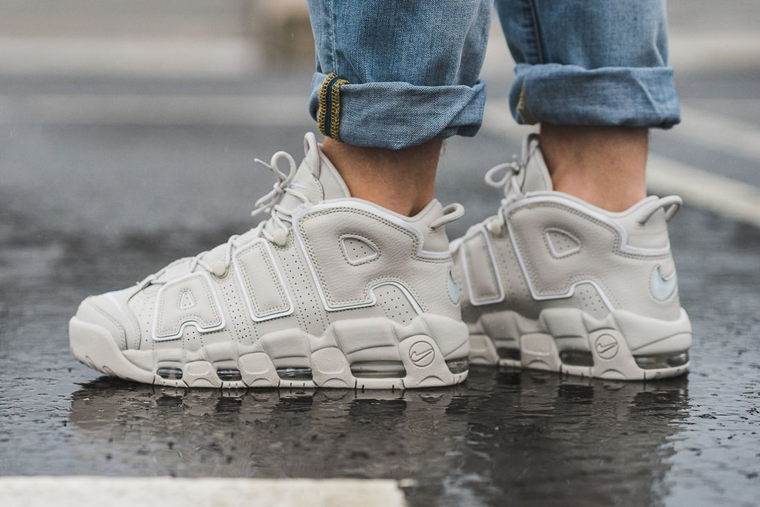 Nike Air More Uptempo Nude 4