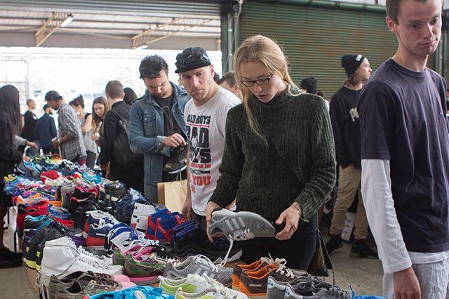Hero Presents Sneaker Freaker Swap Meet Recap 69