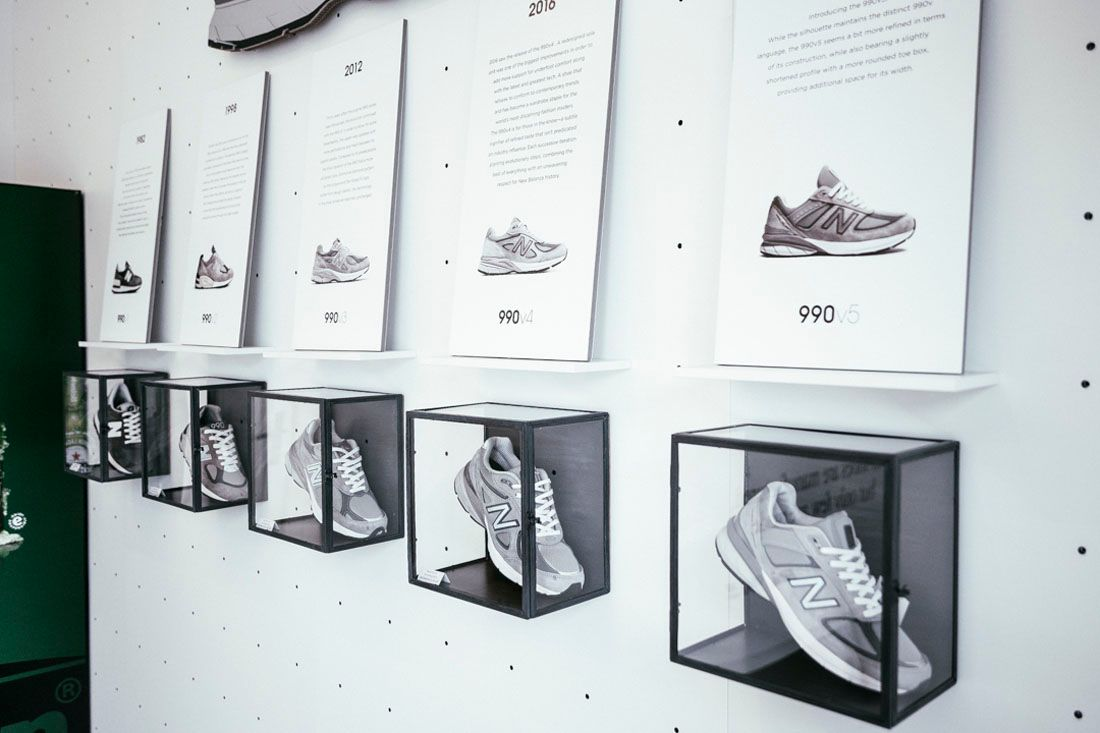 New Balance 990V5 Allike Launch Event Recap May 2019 20 990 All