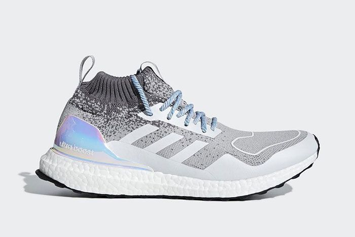Ultraboost Mid Light Granite Sneaker Freaker