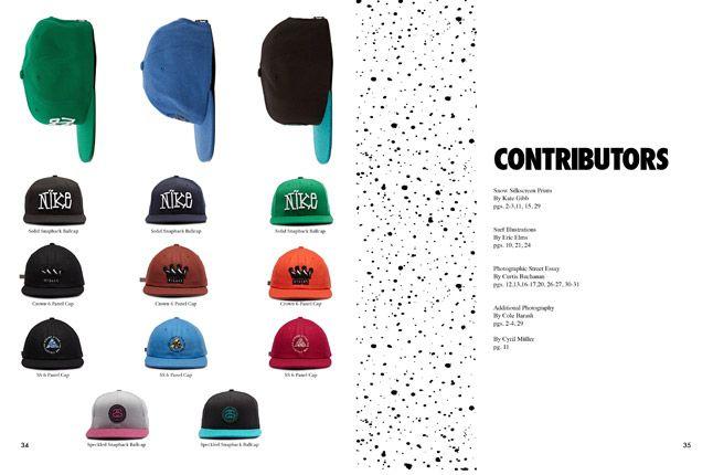 Nike X Stussy Ss Off Mountain Series Caps 1