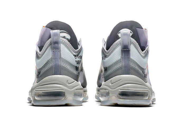 Off White X Nike Air Max 97 Menta 2