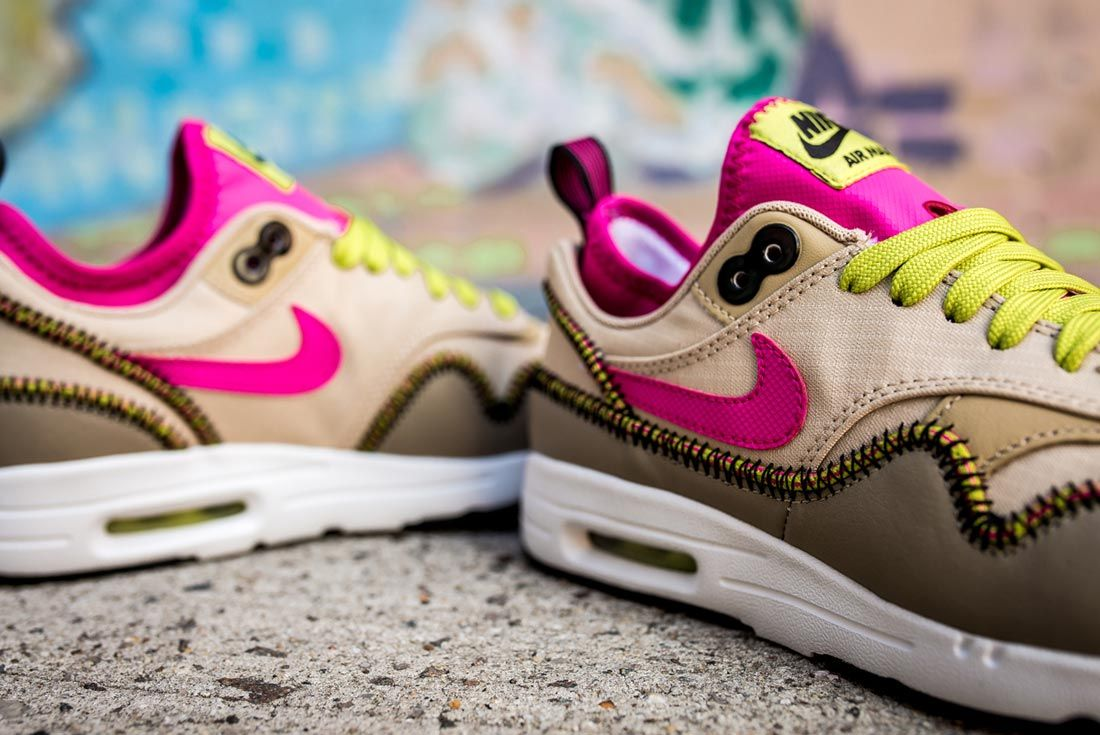 Nike Air Max 1 Mushroomdeadly Pink 1