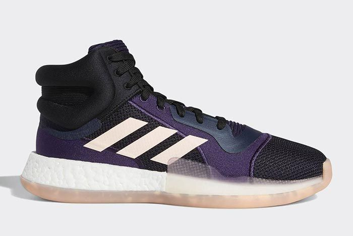 Adidas Marquee Boost Purple 1
