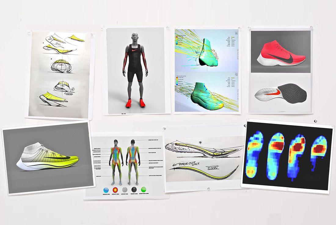 Material Matters Nike Vaporfly Elite 4