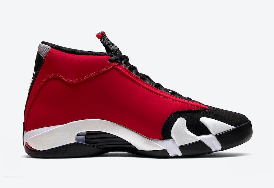 Air Jordan 14 Gym Red Right
