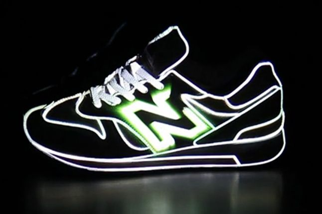 New Balance Project Mapping 1