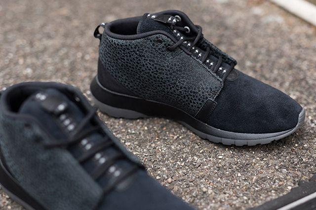 Roshe Run Sneaker Black Safari 5