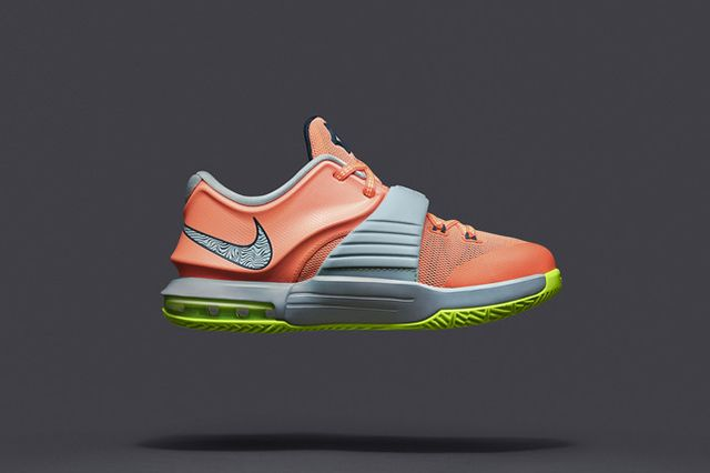 Nike Unveil Kd7 Kids Carnival Collection 2