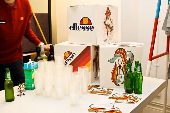 Ellesse Heritage Pop Up Shop 14 1