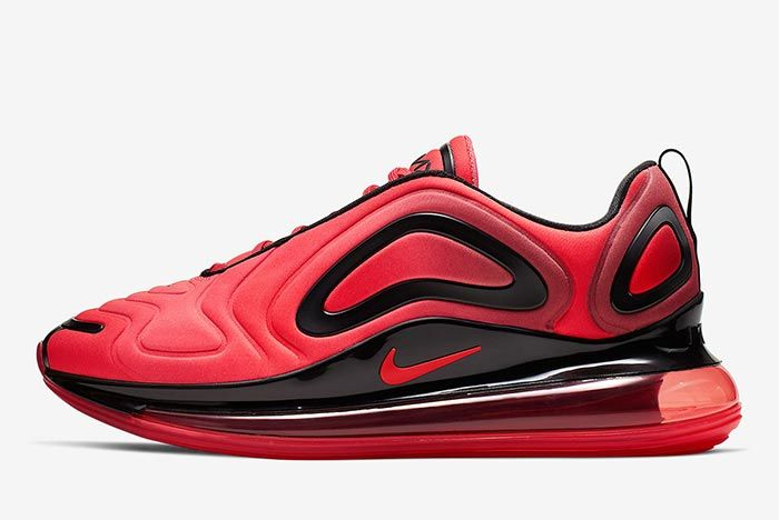Air Max 720 University Red Side Shot 5